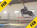 Henk ven der Pol<br>Riding & Lecturing<br>Rhodes<br>Belgium Warmblood<br>11 yrs. old Gelding<br>Training: Grand Prix<br>Duration: 32 mintues