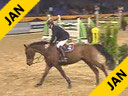 Day 1<br>Piet Raijmakers<br>Riding & Lecturing<br>Now Or Never<br>KWPN<br> 10 yrs. old Gelding<br>WarmUp Grand Prix Class<br>German Classics<br>Hannover, Germany<br>Duration: 35 minutes