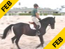 Beezie Madden<br> Riding & Lecturing<br> Judgement<br> 15 yrs. old Stallion<br> Duration: 26 minutes