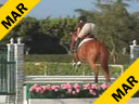 Sandy FerrellAssistingLeslie EmersonBella RougeWarmblood Mare9 yrs. oldTraining: Children's HunterDuration: 28 minutes